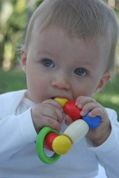 BABY TEETHING TOY