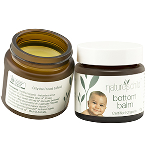 Certified Organic Baby Bottom Balm