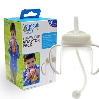 Cherub Baby Straw Adapter Pack