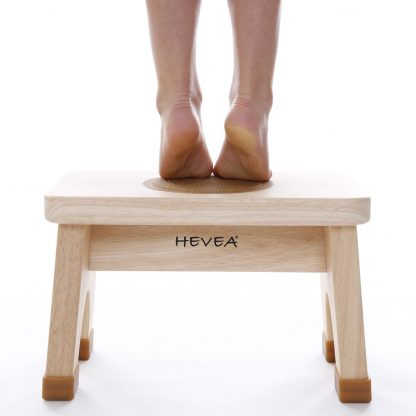 Hevea Rubberwood Stool